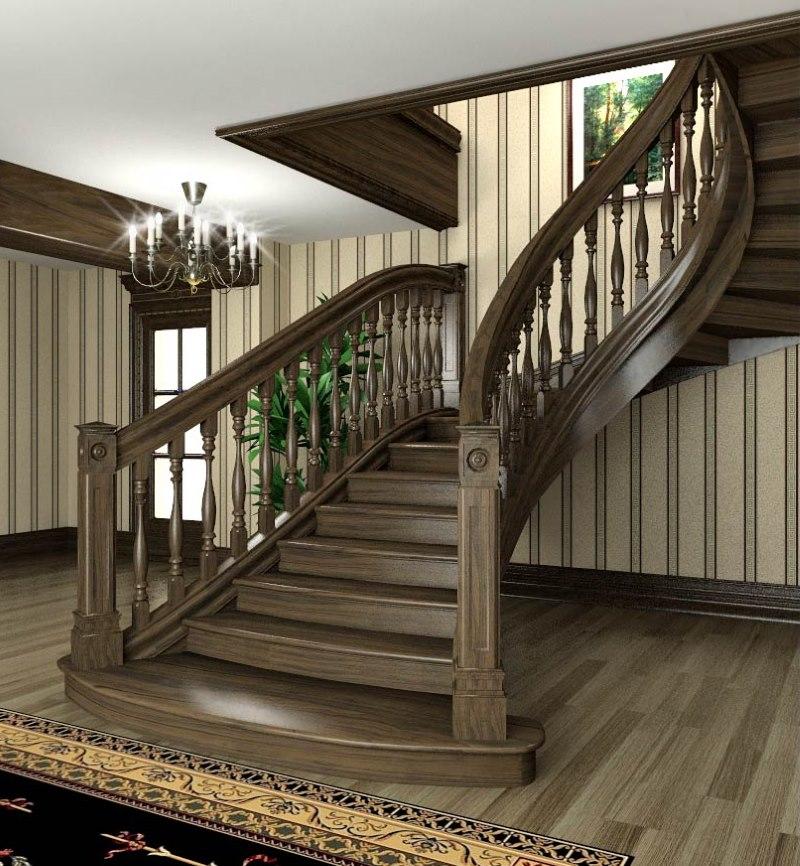 Как выбрать оптимальный угол наклона лестницы.